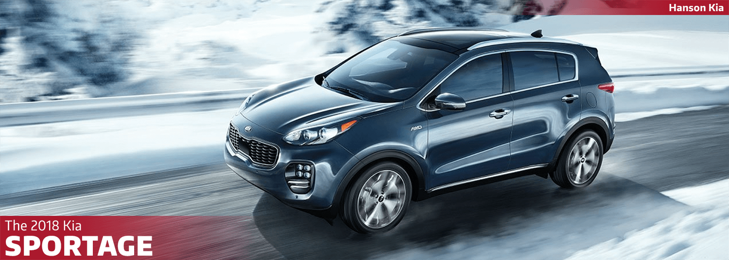 Research the new 2018 Kia Sportage model in Olympia, WA