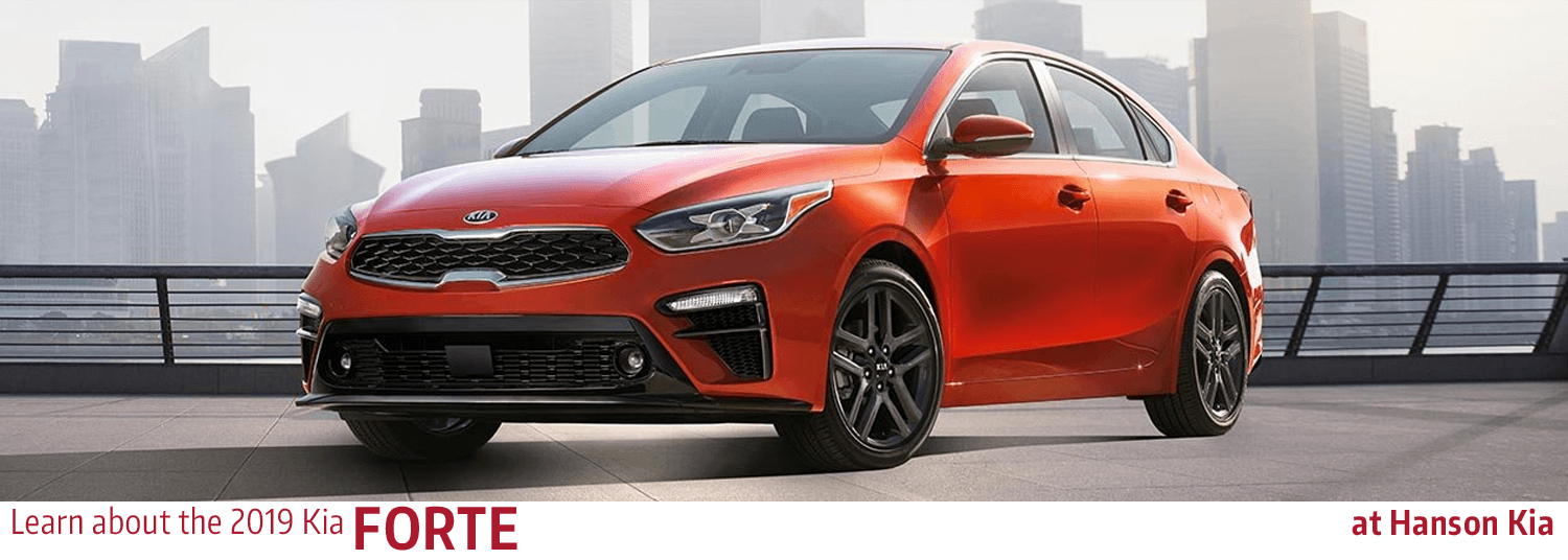 2019 Kia Forte Specs Info Olympia Wa Small Car Dealership