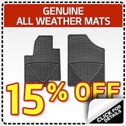 Click to View Our Kia All-Weather Floor Mats Parts Special in Olympia, WA