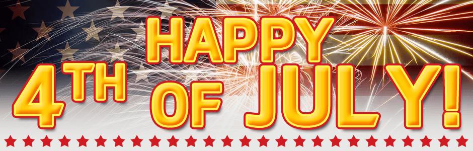 Happy 4th of July at Hanson Kia in Olympia, WA