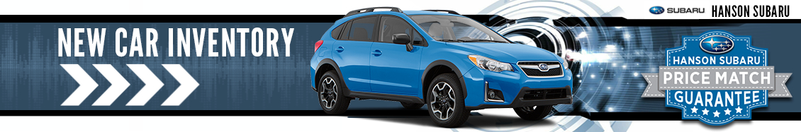 View the extensive new Subaru inventory at Hanson Subaru in Olympia, WA