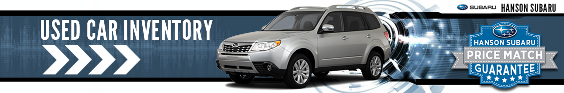 View the extensive pre-owned vehicle inventory at Hanson Subaru in Olympia, WA