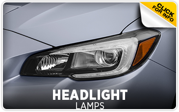 Click for more information on genuine Subaru headlight lamps available at Hanson Subaru in Olympia, WA