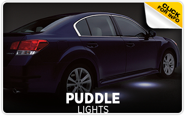 Click for more information on genuine Subaru puddle lights available at Hanson Subaru in Olympia, WA