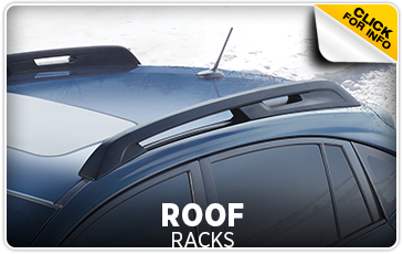 Click for more information on genuine Subaru roof racks available at Hanson Subaru in Olympia, WA