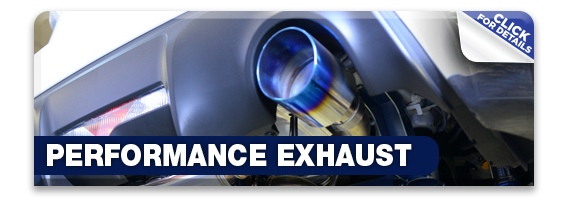Click to research our performance exhaust system at Hanson Subaru in Olympia, WA
