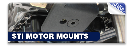 Click to learn more about Subaru STI Motor Mounts in Olympia, WA
