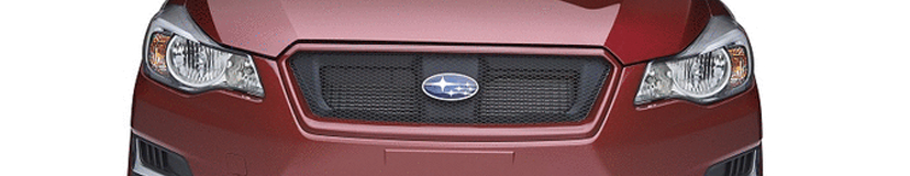 subaru sport mesh grille performance parts information olympia wa. Black Bedroom Furniture Sets. Home Design Ideas