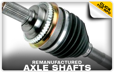 Click to learn about remanufactured Subaru axle shafts in Olympia, WA
