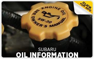 Learn more about genuine Subaru oil in Olympia, WA