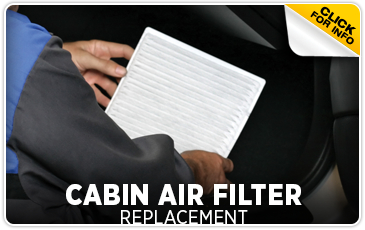 Cabin Air Filter Replacement Service Information at Hanson Subaru serving Grays Harbor