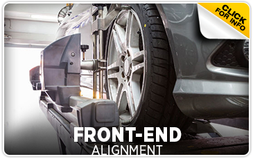 Find out more about Subaru Front-End Alignment Service from Hanson Subaru in Olympia, WA