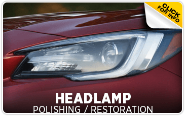 Click to browse our headlamp polish and restoration service information at Hanson Subaru in Olympia, WA