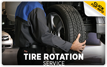 Tire Rotation Service Information at Hanson Subaru serving Grays Harbor