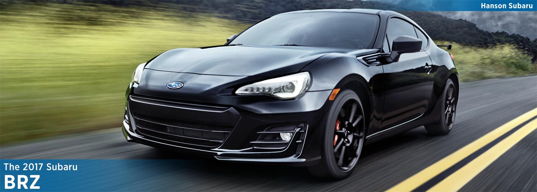 Research The New 2017 Subaru BRZ Model In Olympia, WA