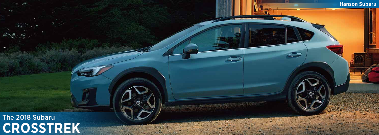 New 2018 Subaru Crosstrek Model Information