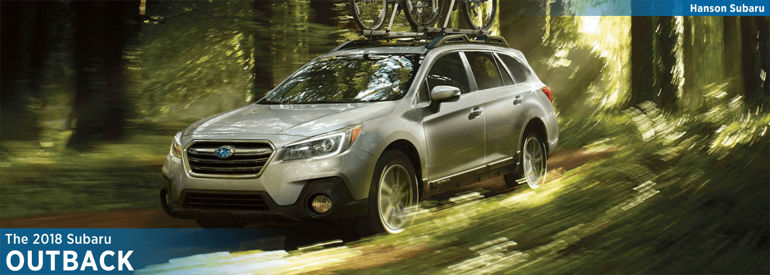 New 2018 Subaru Outback Model Information