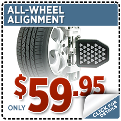 Click to view our all-wheel alignment service special at Hanson Subaru in Olympia, WA