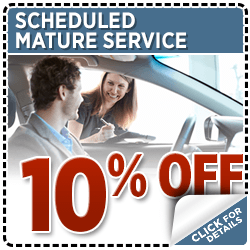 Subaru 10% Off the Scheduled Maintenance Service Special Discount Coupon at Hanson Subaru in Olympia