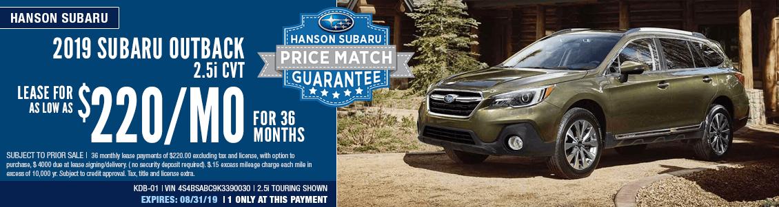 New Subaru Specials in Olympia, WA