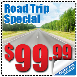 Hiley Volkswagen Road Trip Service Special Discount Coupon serving Dallas, Texas