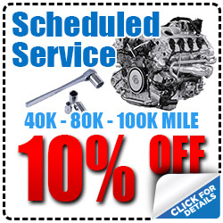 Hiley Volkswagen Scheduled Service Interval Special Discount serving Dallas, Texas