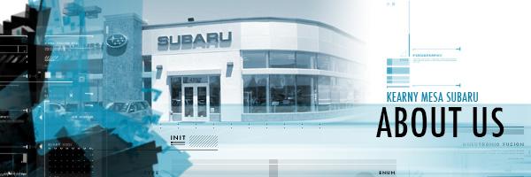 About Kearny Mesa Subaru in San Diego, CA