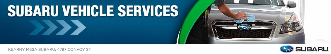 Subaru Service Information San Diego, CA
