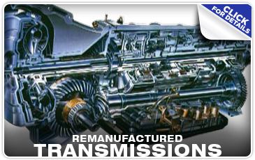 View More Details on Remanufactured Subaru Automatic Transmission Performance Quality!
