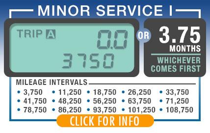 Subaru Recommended Minor Service at Kearny Mesa Subaru in San Diego, CA