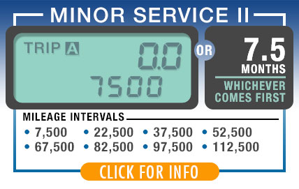 Subaru 7500 Mile Recommended Service at Kearny Mesa Subaru in San Diego, CA
