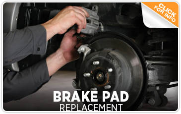 Find out more about Subaru brake pad replacement service from Kearny Mesa Subaru in San Diego, CA