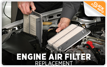 View Engine Air Filter Replacement Information at Kearny Mesa Subaru