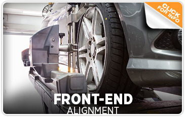 View Front End Alignment Information at Kearny Mesa Subaru