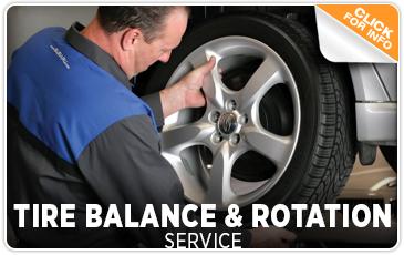 Click forSubaru Tire Balance & Rotation Service Information provided by Kearny Mesa Subaru's Service Center