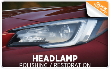 Subaru Headlamp Polishing / Restoration Service San Diego, CA