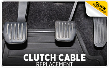Subaru Clutch Cable Replacement Repair San Diego, CA