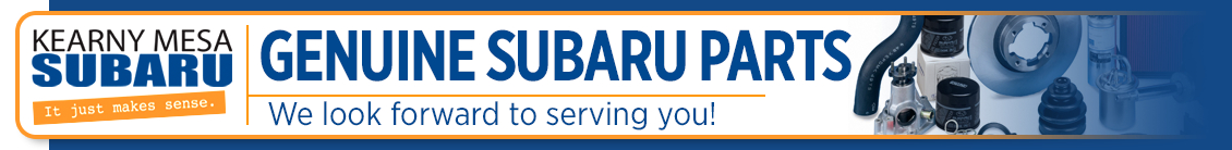Learn about genuine Subaru parts and accessories available in San Diego, CA