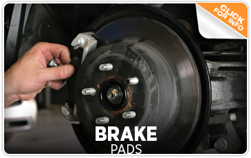 Click to learn more about genuine Subaru brake pads available in San Diego, CA