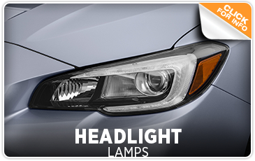 Click to View our Genuine Subaru Headlight Lamps Information in San Diego, CA