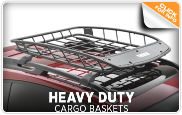 Click to View our Genuine Subaru Heavy Duty Cargo Basket Information in San Diego, CA