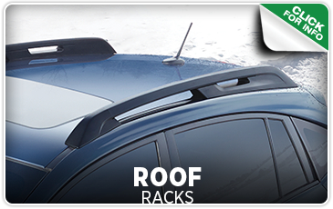 Click to learn more about genuine Subaru roof racks available in San Diego, CA