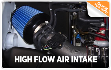 Click to research our performance high flow air intake at Kearny Mesa Subaru in San Diego, CA