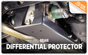 Click to research our performance rear differential protector at Kearny Mesa Subaru in San Diego, CA