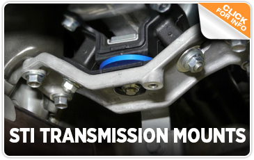 Click to learn more about Subaru STI Transmission Mounts in San Diego, CA