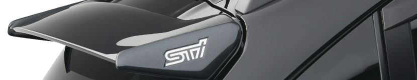 Add a bit of style to your Subaru with a STI Roof Spoiler available at Kearny Mesa Subaru in San Diego, CA