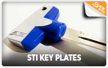 Click to learn more about STI Key Plate in San Diego, CA
