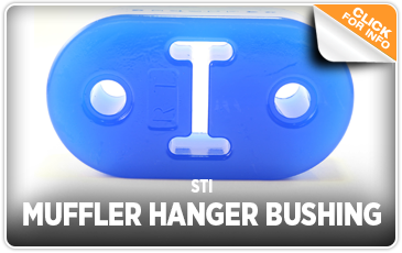 Click to research our STI Muffler Hanger Bushings at Kearny Mesa Subaru in San Diego, CA