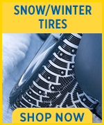 Shop Winter Tires Serving San Diego, CA