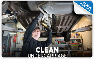 Subaru Undercarriage Cleaning Service Information Serving San Diego, CA